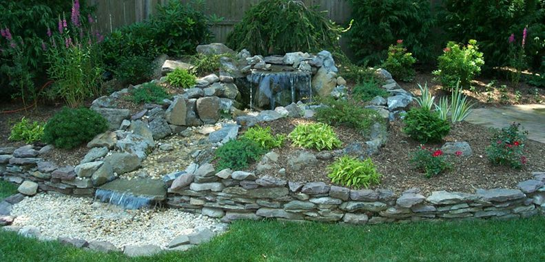 Tips for Giving Your Pond a Natural Look